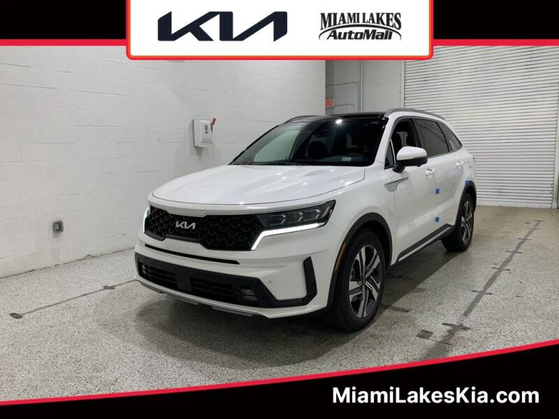 2022 Kia Sorento Plug-In Hybrid for sale in Miami, FL