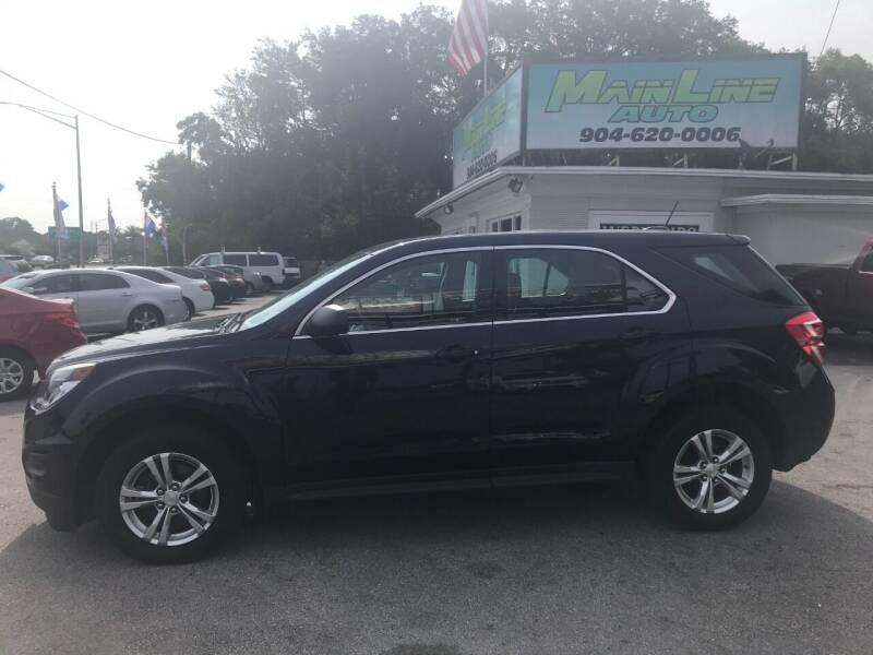 2017 Chevrolet Equinox for sale in Jacksonville, FL