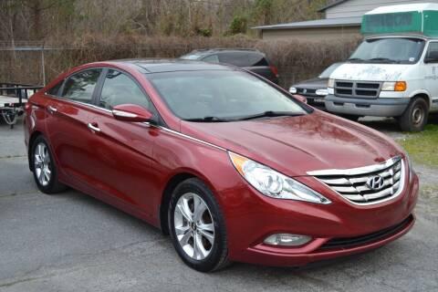 2013 Hyundai Sonata for sale at Victory Auto Sales in Randleman NC