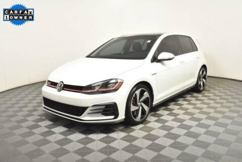 2020 Volkswagen Golf GTI for sale at Southern Auto Solutions-Jim Ellis Volkswagen Atlan in Marietta GA