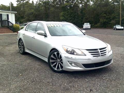 2012 Hyundai Genesis for sale at Let's Go Auto Of Columbia in West Columbia SC