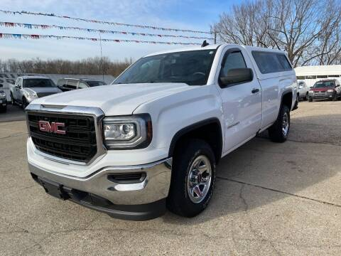 2017 GMC Sierra 1500 for sale at Greg's Auto Sales in Poplar Bluff MO
