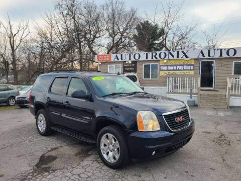 2007 GMC Yukon for sale at Auto Tronix in Lexington KY