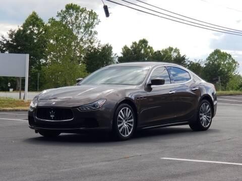 2016 Maserati Ghibli for sale at United Auto Gallery in Suwanee GA