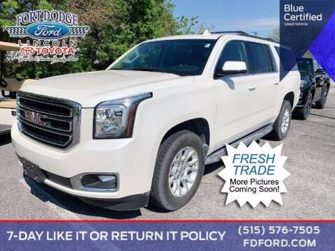 2015 GMC Yukon XL for sale at Fort Dodge Ford Lincoln Toyota in Fort Dodge IA