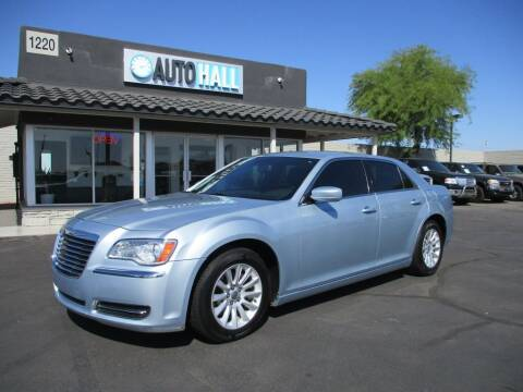 2013 Chrysler 300 for sale at Auto Hall in Chandler AZ