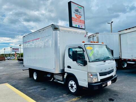 2015 Mitsubishi Fuso FEC72S for sale at Orange Truck Sales in Orlando FL