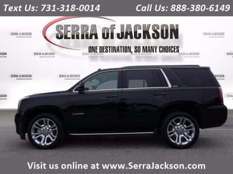 2020 GMC Yukon for sale at Serra Of Jackson in Jackson TN