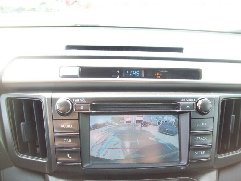 2015 Toyota RAV4 AWD LE 4dr SUV - Milford NH