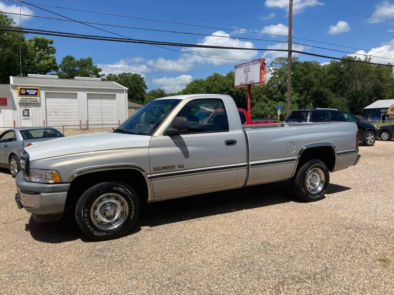 1999 Dodge Ram Pickup 1500 for sale at Temple Auto Depot in Temple TX