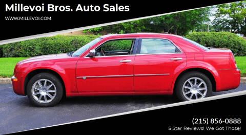 2008 Chrysler 300 for sale at Millevoi Bros. Auto Sales in Philadelphia PA