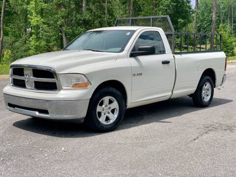 2009 Dodge Ram Pickup 1500 for sale at XCELERATION AUTO SALES in Chester VA