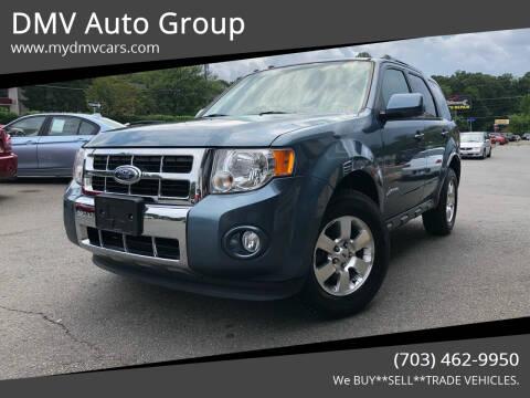 2012 Ford Escape Hybrid for sale at DMV Auto Group in Falls Church VA