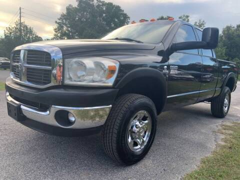 2007 Dodge Ram Pickup 2500 for sale at Gator Truck Center of Ocala in Ocala FL