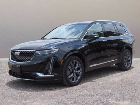 2020 Cadillac XT6 for sale at BIG STAR HYUNDAI in Houston TX