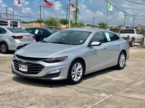 2020 Chevrolet Malibu for sale at USA Car Sales in Houston TX