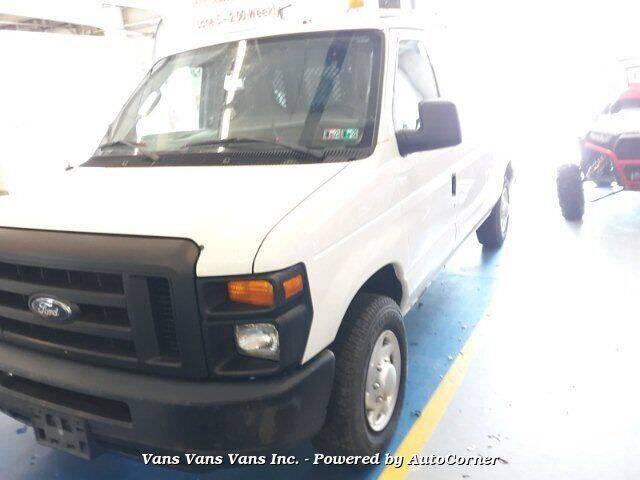 2012 Ford E-Series Cargo for sale at Vans Vans Vans INC in Blauvelt NY