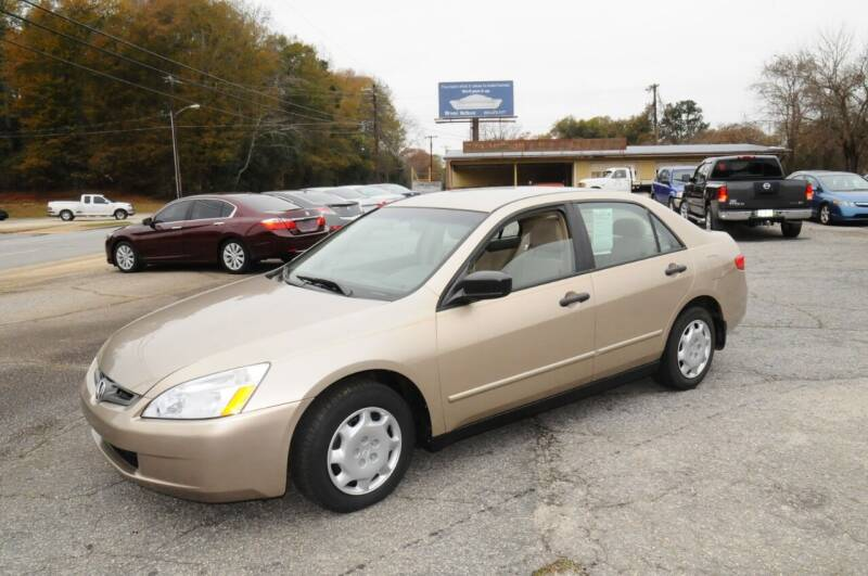 2005 Honda Accord for sale at RICHARDSON MOTORS USED CARS - Buy Here Pay Here in Anderson SC