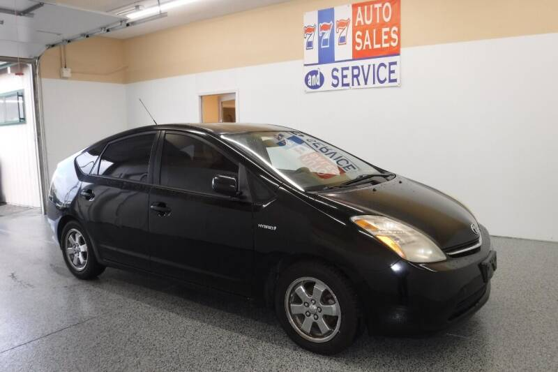 2008 Toyota Prius for sale at 777 Auto Sales and Service in Tacoma WA