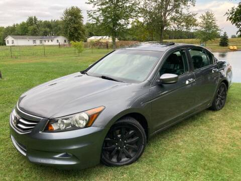 2012 Honda Accord for sale at K2 Autos in Holland MI