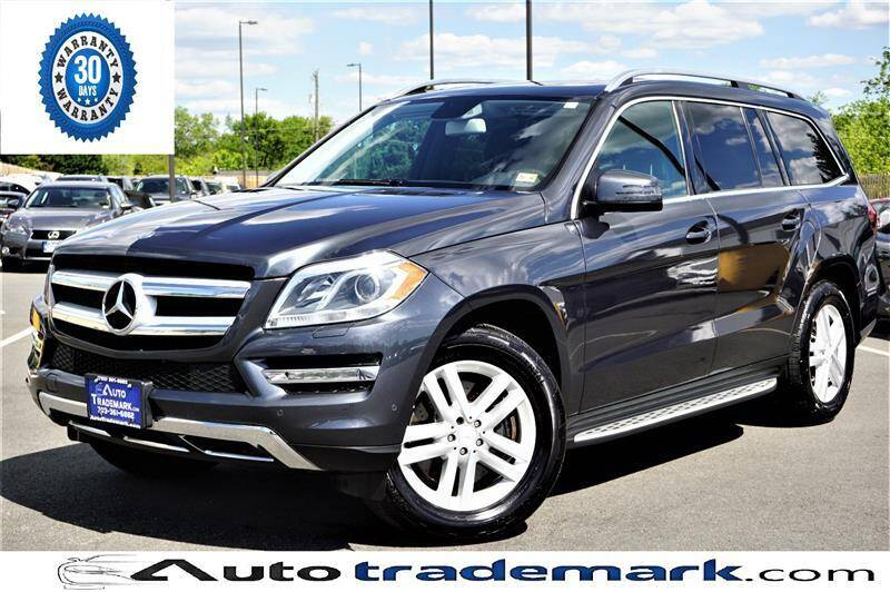 2013 Mercedes-Benz GL-Class for sale in Manassas, VA