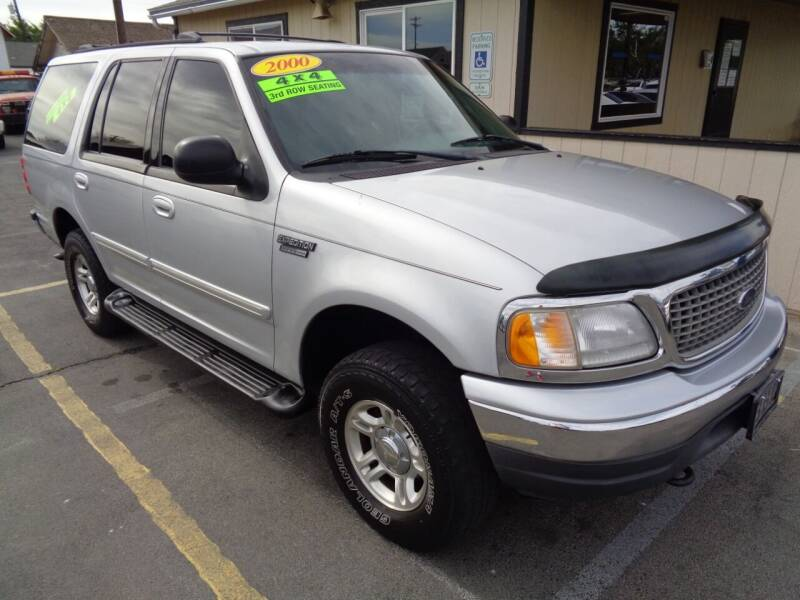 2000 Ford Expedition for sale at BBL Auto Sales in Yakima WA