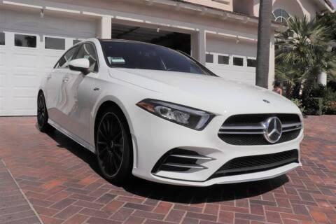 2020 Mercedes-Benz A-Class for sale at Newport Motor Cars llc in Costa Mesa CA