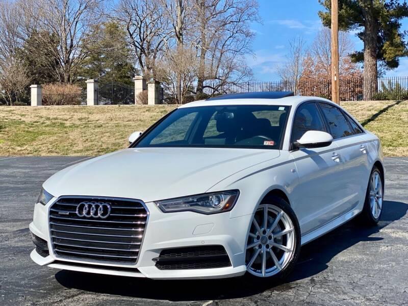 2017 Audi A6 for sale at Sebar Inc. in Greensboro NC