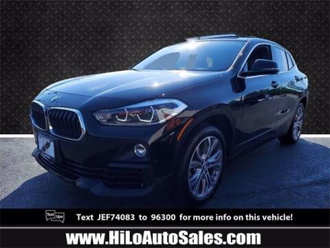 2018 BMW X2 for sale at Hi-Lo Auto Sales in Frederick MD