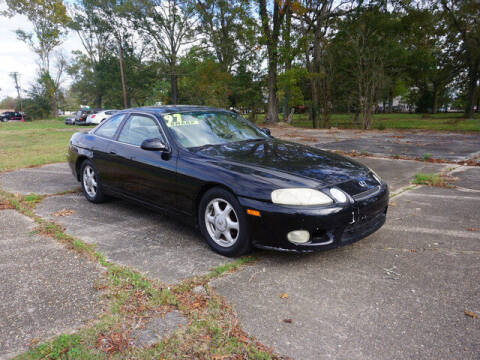 1997 Lexus SC 300 for sale at BLUE RIBBON MOTORS in Baton Rouge LA