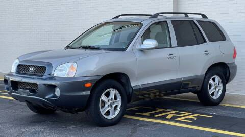 2003 Hyundai Santa Fe for sale at Carland Auto Sales INC. in Portsmouth VA