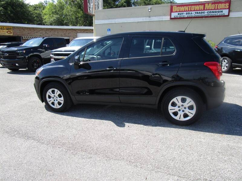 2018 Chevrolet Trax for sale at Downtown Motors in Milton FL
