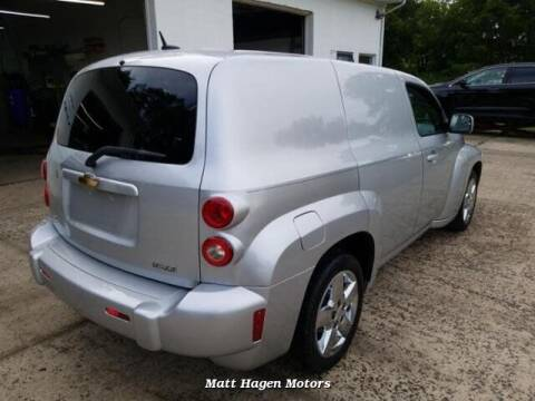 2009 Chevrolet HHR for sale at Matt Hagen Motors in Newport NC