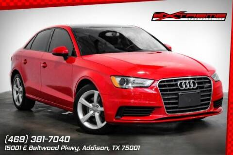 2015 Audi A3 for sale at EXTREME SPORTCARS INC in Carrollton TX