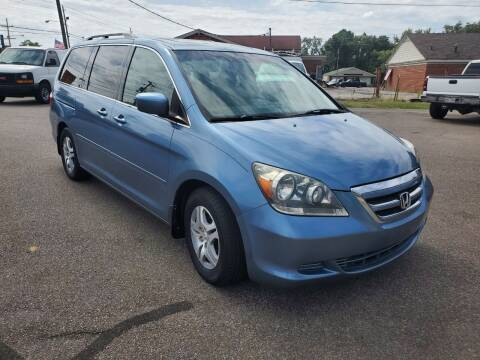 2007 Honda Odyssey for sale at Tri-State Motors in Southaven MS