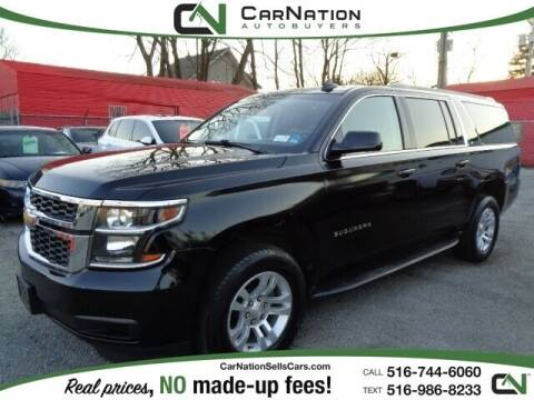 2018 Chevrolet Suburban for sale at CarNation AUTOBUYERS, Inc. in Rockville Centre NY