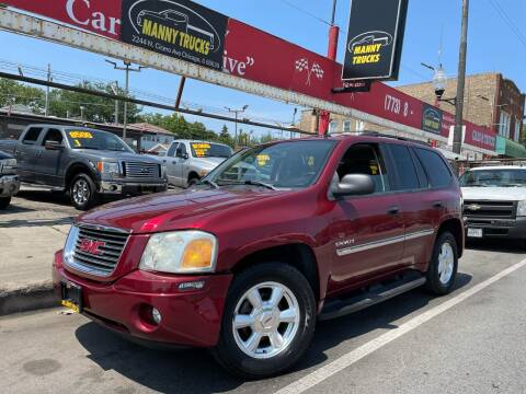 2006 GMC Envoy for sale at Manny Trucks in Chicago IL