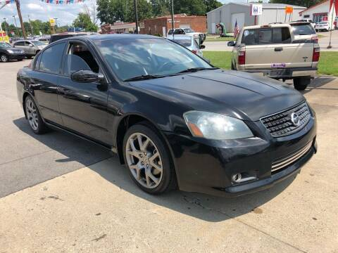 2005 Nissan Altima for sale at Wise Investments Auto Sales in Sellersburg IN