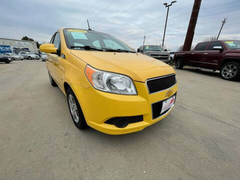 2009 Chevrolet Aveo for sale at AP Auto Brokers in Longmont CO