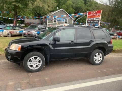 2008 Mitsubishi Endeavor for sale at Korz Auto Farm in Kansas City KS