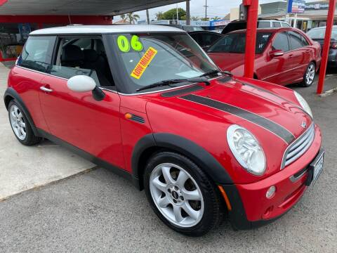 2006 MINI Cooper for sale at North County Auto in Oceanside CA