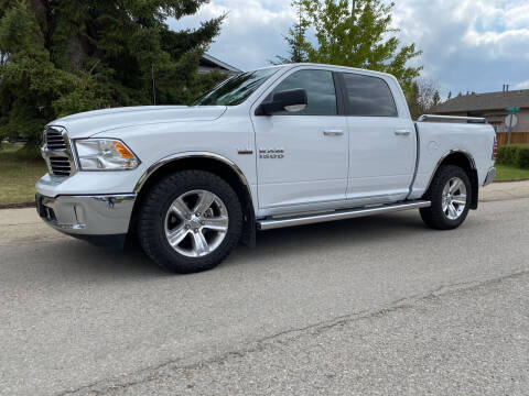 2017 RAM Ram Pickup 1500 for sale at Truck Buyers in Magrath AB