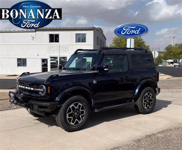 2021 Ford Bronco for sale in Wray, CO
