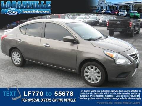 2017 Nissan Versa for sale at Loganville Quick Lane and Tire Center in Loganville GA