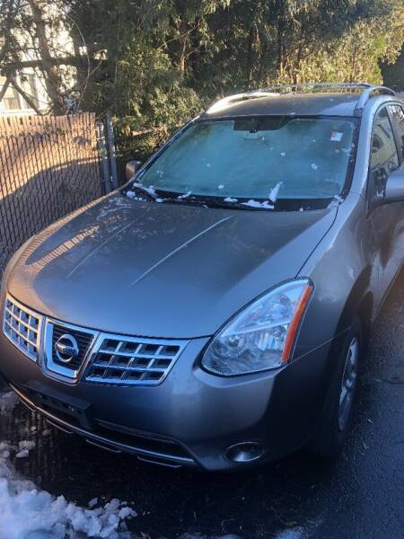2008 Nissan Rogue for sale at Euro 1 Wholesale in Fords NJ