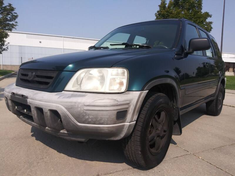 1997 Honda CR-V for sale at AUTOMOTIVE SOLUTIONS in Salt Lake City UT