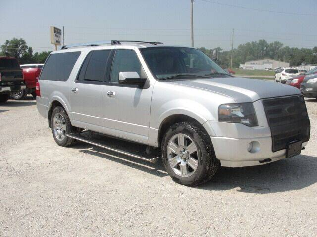 2010 Ford Expedition EL for sale at Frieling Auto Sales in Manhattan KS