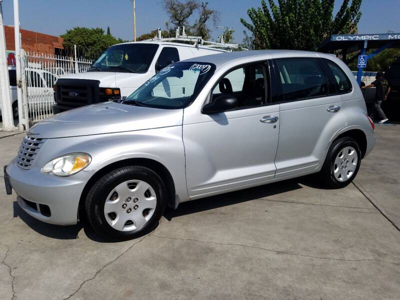 2007 Chrysler PT Cruiser for sale at Olympic Motors in Los Angeles CA