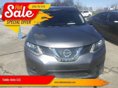 2016 Nissan Rogue for sale at Tubbs Auto LLC in Tuscaloosa AL