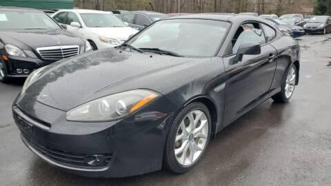 2008 Hyundai Tiburon for sale at GA Auto IMPORTS  LLC in Buford GA